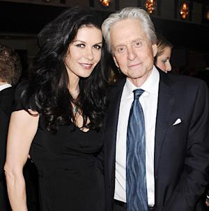 Michael Douglas, Catherine Zeta-Jones Reunited to Take Kids Trick-or-Treating on Halloween