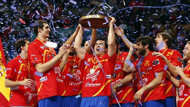 Handball - Rampant Spain crowned world champions