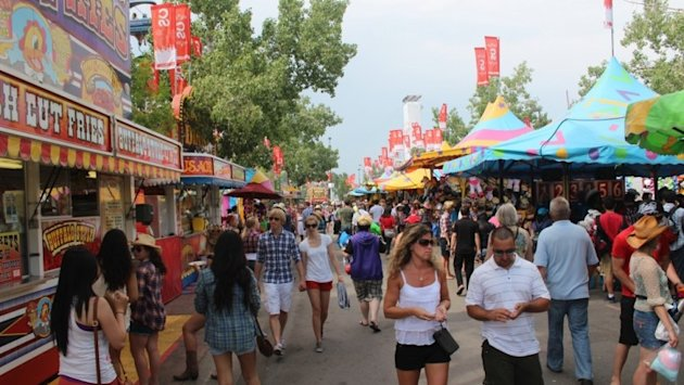 Calgary Stampede hopes to buck economic downturn