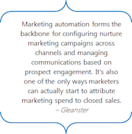 70 New (Really) Marketing Automation Stats image Quote1