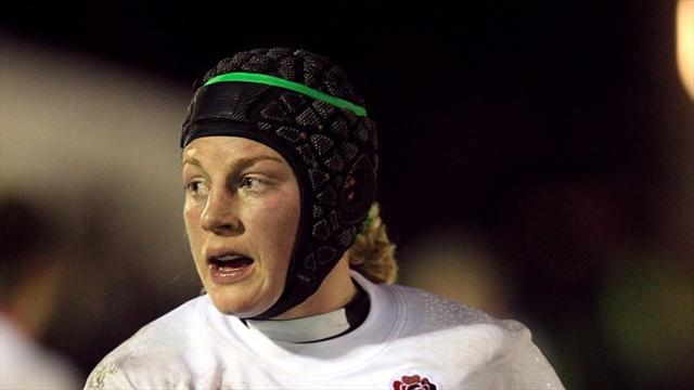 Rugby - England claim convincing win