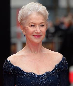 Helen Mirren Takes Olivier Award for Playing Queen in 'The Audience'