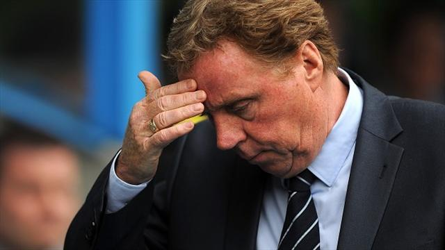 World Cup - Redknapp: FA couldn't pick a manager if lives depended on it