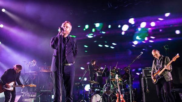 The National Take the Big Stage in Brooklyn