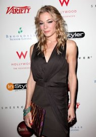 LeAnn Rimes in February. (Brian To/Getty Images)