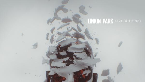 "This CD cover image released by Warner Bros. Records shows the latest release by Linkin Park, ""Living Things."" (AP Photo/Warner Bros. Records)"