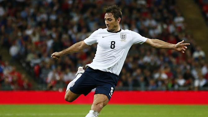 Euro 2016 - Lampard retires from international football