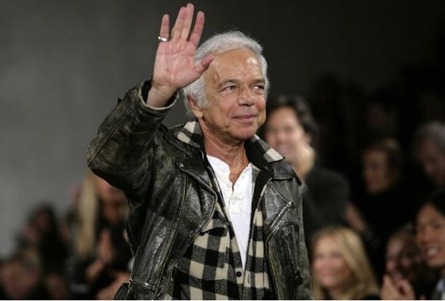 Ralph Lauren on board for New York Fashion Week: Men's schedule