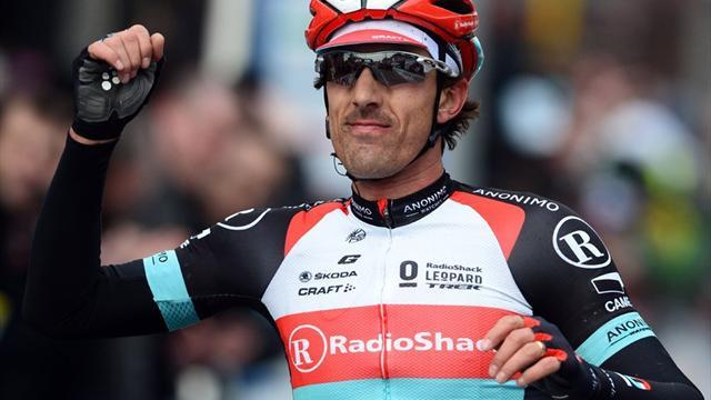 Cycling - Vintage Cancellara wins E3 Harelbeke
