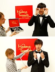 Lee Min Ho's wax figure to be displayed at Madame Tussaud's Museum