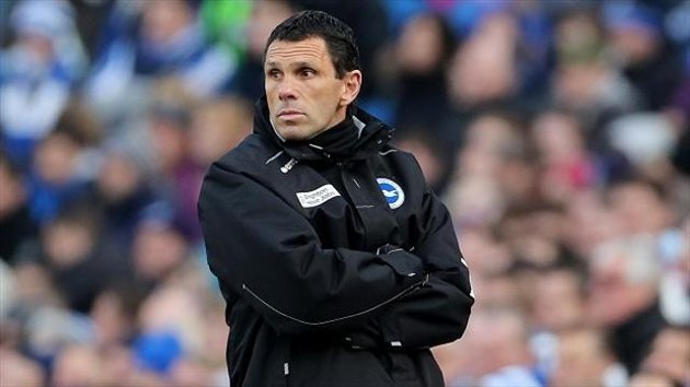 Gus Poyet has urged his players to maintain normal behaviour patterns this week