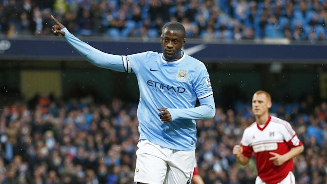 Premier League - Paper Round: Toure turns down shock United move