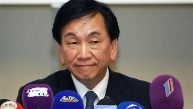 Boxing - Boxing chief Wu confirms IOC presidency bid