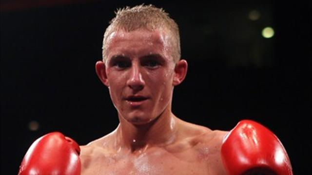 Boxing - Butler ready for the world: Aintree round-up