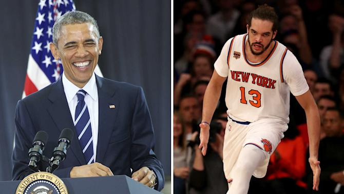 Barack Obama once blasted Joakim Noah for shooting technique