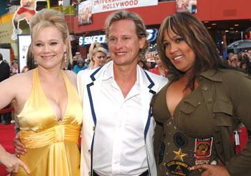 Premiere: Caroline Rhea, Carson Kressley and Kym Whitley at the Universal City premiere of Universal Pictures' The Perfect Man - 6/13/2005