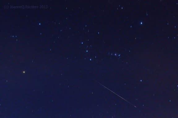 Amazing Perseid Meteor Shower Photos: Celestial Fireworks Wow Stargazers