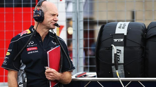 Formula 1 - Newey: Double points cheapen F1