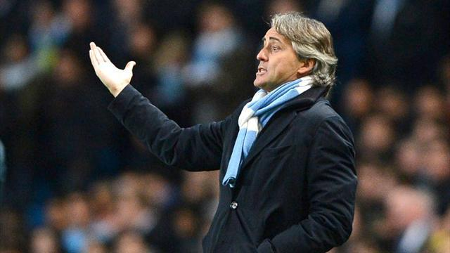 Premier League - Mancini questions Clattenburg's role in Barry suspension