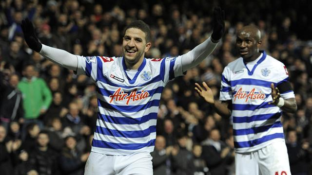 Football - Taarabt bags brace in QPR triumph