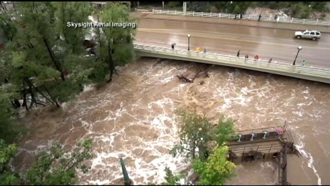 Colorado Floods: Rescuers Seek Survivors and Signs of Hope