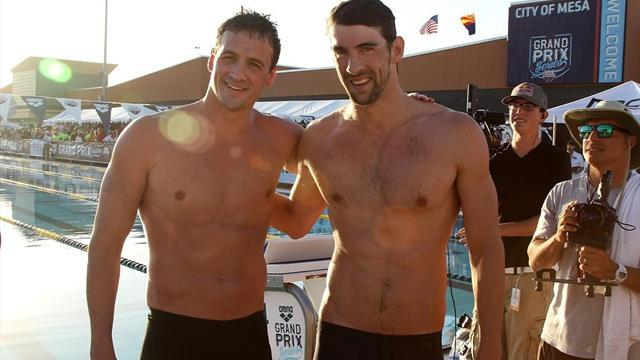 Swimming - Phelps welcomed back by rivals and team mates alike