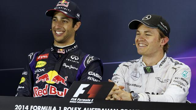 Australian Grand Prix - The complete post-race press conference