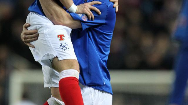 Scottish Football - Templeton brace as Rangers down Annan