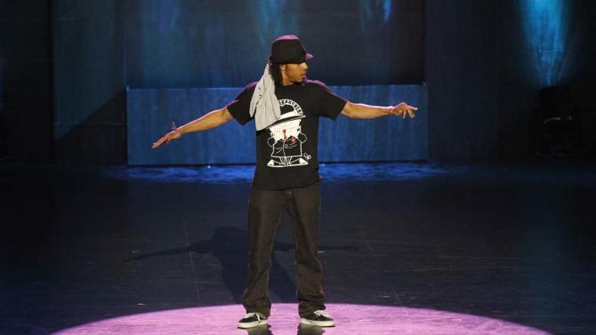 """Snap Boogie (dancer) is one of the Top 48 acts on Season 6 of """"America's Got Talent."""""""
