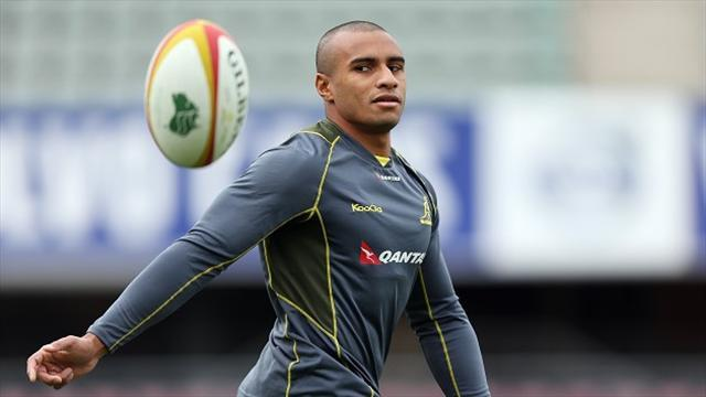 Lions Tour - Genia managing knee injury
