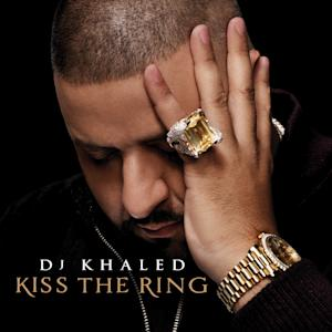 """This CD cover image released by Universal Republic Records shows """"Kiss the Ring,"""" by DJ Khaled. (AP Photo/Universal Republic Records)"""