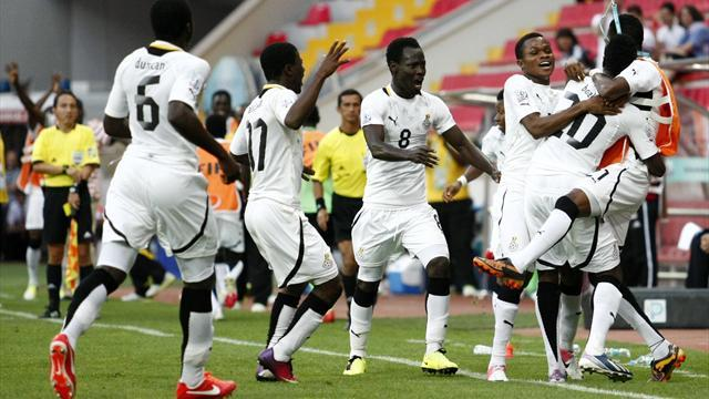 World Cup - Seven World Cup play-off places up for grabs in Africa