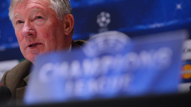 Champions League - Fergie: We'll need two