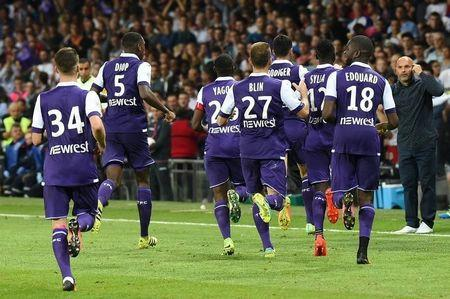 Football Soccer - Toulouse v Paris St Germain - French Ligue 1 - Stadium de Toulouse, France