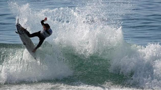 Surfing - Stormy conditions force Lay Day in Billabong Rio Pro