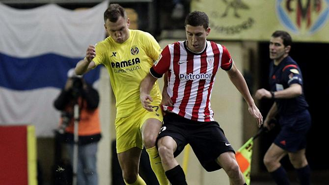 Resumen:  Villarreal 2-0 Athletic