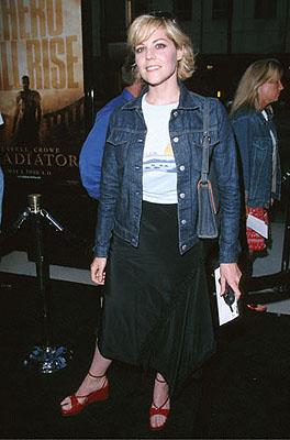 Premiere: Mary McCormack at the Beverly Hills Academy Theater premiere for Dreamworks' Gladiator - 5/1/2000