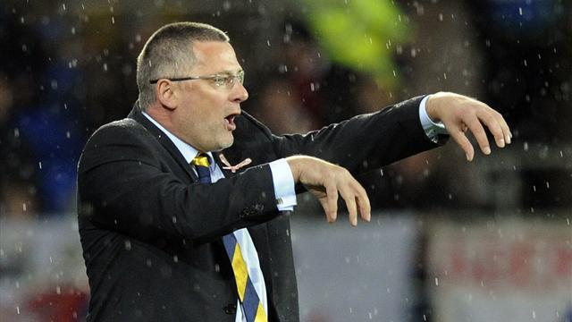 SPL: SFA take time over Levein future