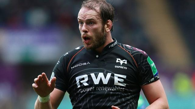 RaboDirect Pro12 - Jones pens new Ospreys deal