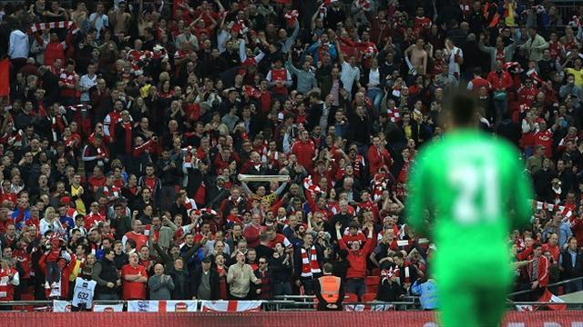 FA Cup - Gazidis questions split of FA Cup final tickets