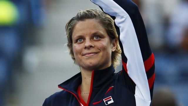 Happy Clijsters signs off with no regrets