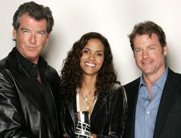 Pierce Brosnan, Halle Berry and Greg Kinnear Movieline's Hollywood Life 7th Annual Young Hollywood Awards - 5/1/2005