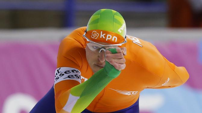 Essent ISU Long Track World Cup - Day 3