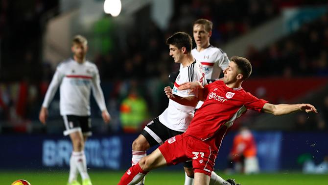 Bristol City 0 Fulham 2: Lucas Piazon scores again as Cottagers boost play-off hopes
