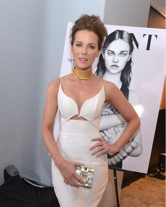 Kate Beckinsale en Los Ángeles