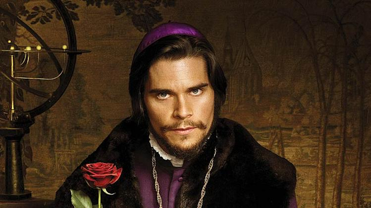 Hans Matheson as Thomas Cranmer in The Tudors.