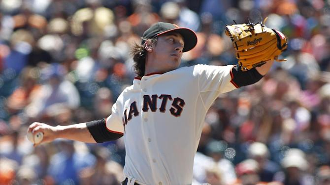 Morse paces Giants to 5-2 win over Phillies