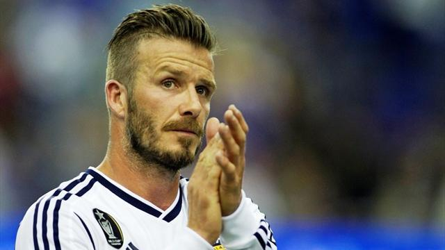 Premier League - Paper Round: Beckham coming to London