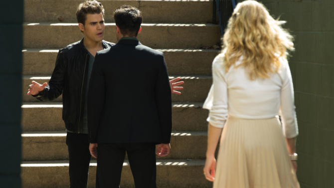 """""""The Vampire Diaries"""" -- """"O Come, All Ye Faithful"""""""