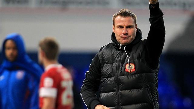 Football - Flitcroft looking to entertain